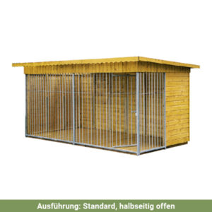 Alf Standard, halbseitig offen Exclusive Line