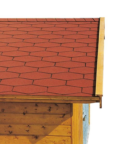 Schindel Dach